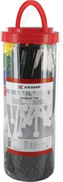 Image de Assortiment 1 000 serre-câbles